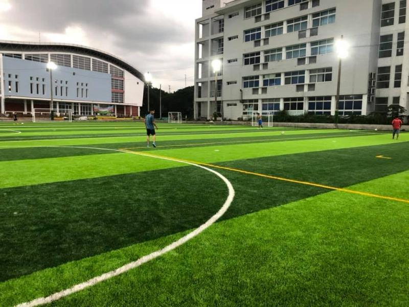 Sân bóng đá cỏ nhân tạo VOV