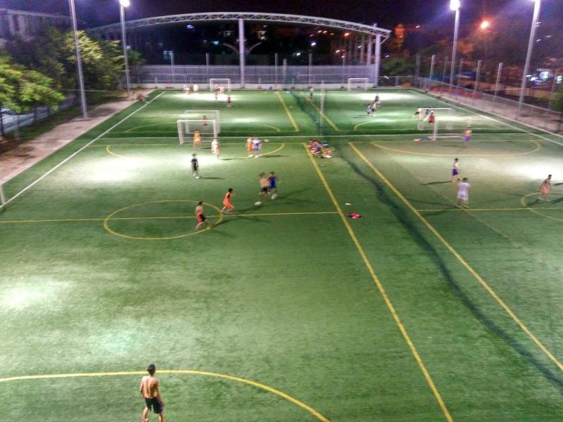 Sân Bóng Đá Mini Trường Đại Học Thể Dục Thể Thao Đà Nẵng