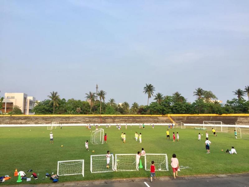 Sân bóng đá Quân khu 5