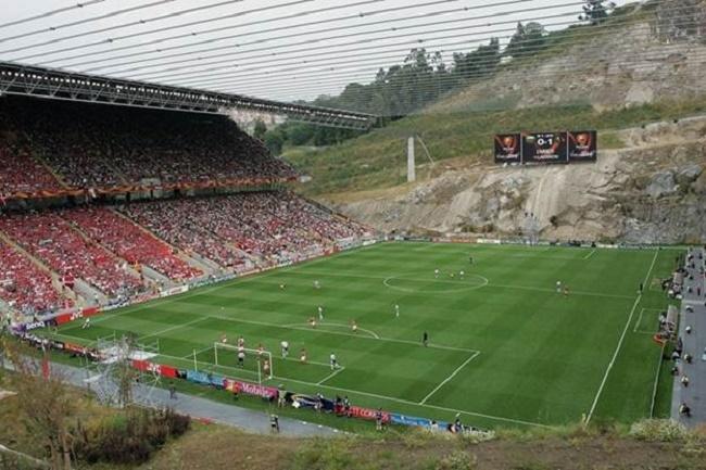 Sân cỏ nhân tạo Estádio Municipal de Braga, Bồ Đào Nha