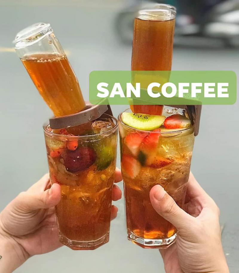 SAN Food - Tea & Coffee