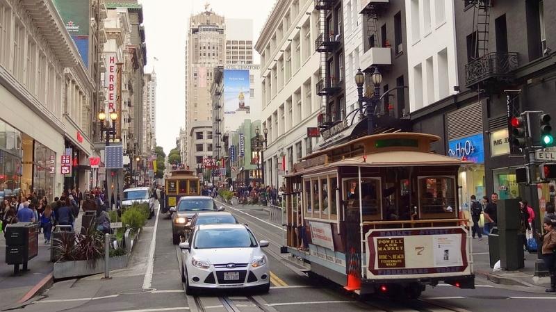 San Francisco (California, Mỹ) cổ kính