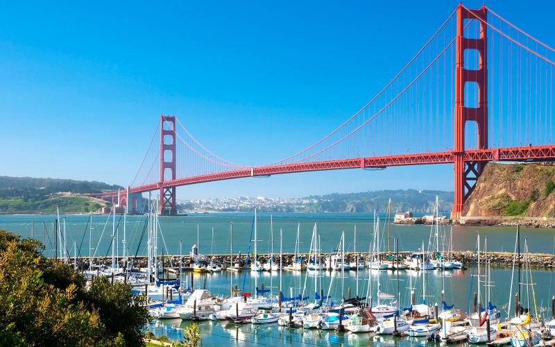 Cầu cổng vàng (San Francisco – Mỹ)