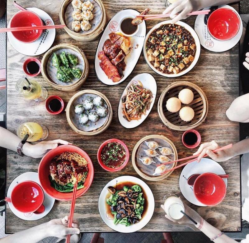 Bạn sẽ chẳng bao giờ thất vọng khi đến San Fu Lou