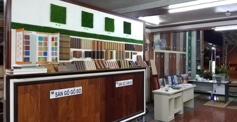 Sàn gỗ Gia Hân Nha Trang