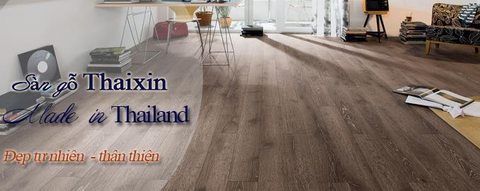Hình ảnh sàn gỗ Thaixin