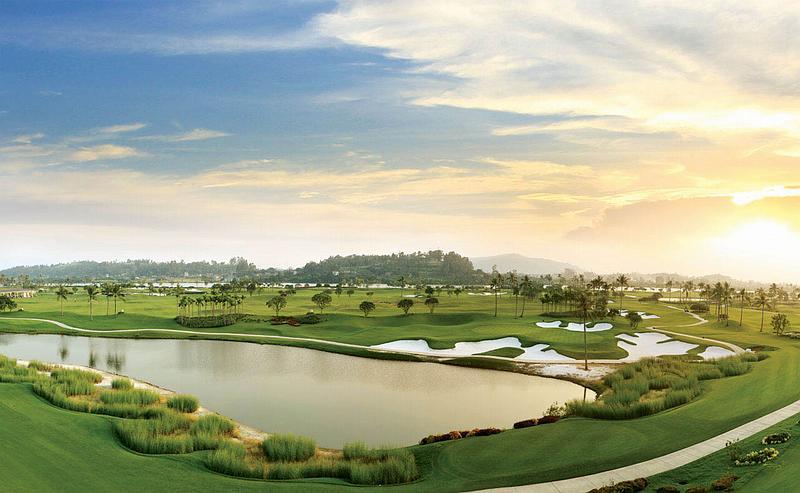 Sân golf Legend Hill thiết kế độc đáo cùng phong cảnh thiên nhiên tuyệt đẹp