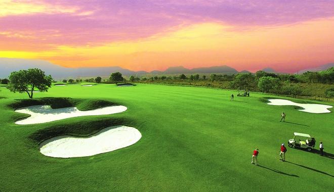 Sân golf quốc tế Móng Cái