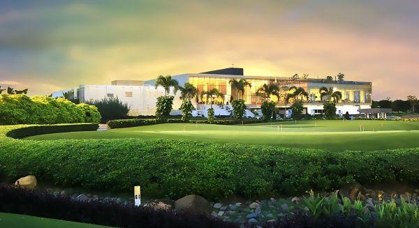 Sân golf Twin Doves mang nét thiên nhiên và hiện đại độc đáo