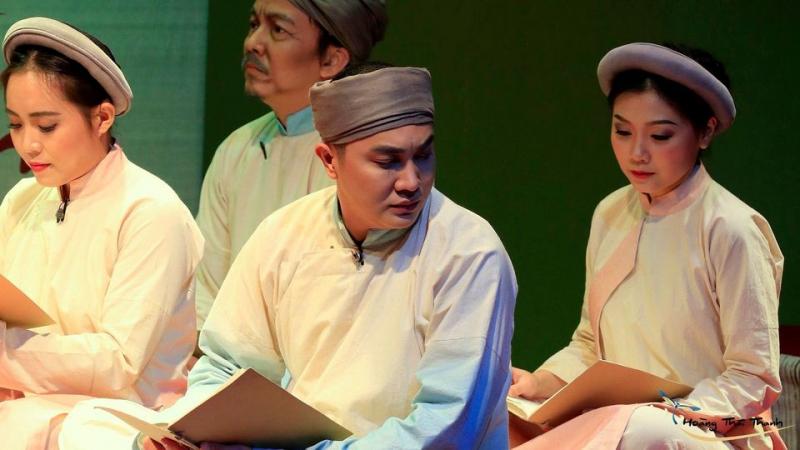 Sân Khấu Kịch Hoàng Thái Thanh