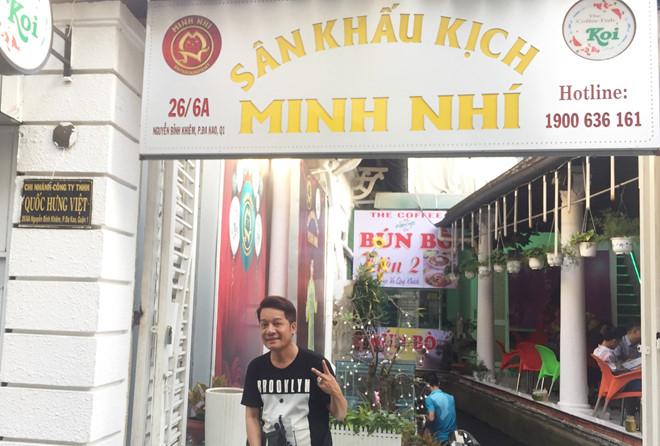 Sân khấu kịch Minh Nhí