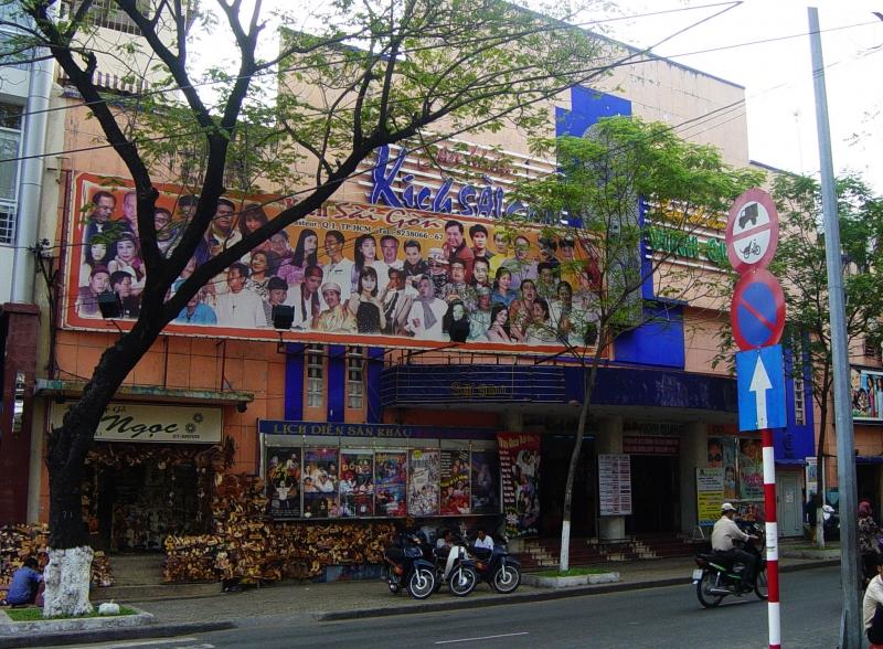 Sân khấu kịch Sài Gòn