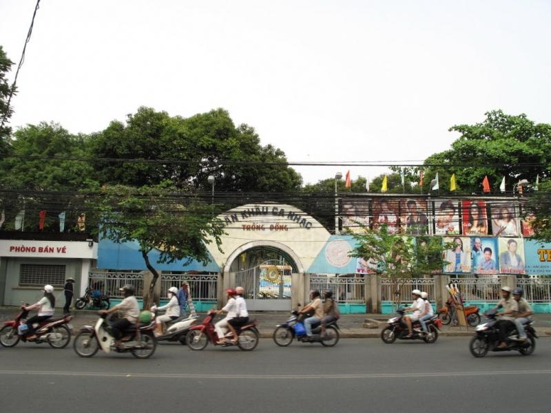 Sân khấu Trống Đồng