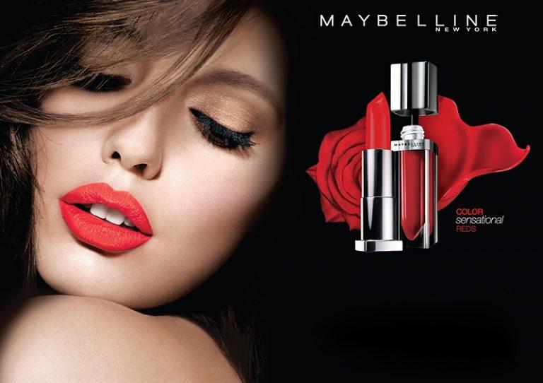 Top 10 sản phẩm bán chạy nhất của thương hiệu Maybelline
