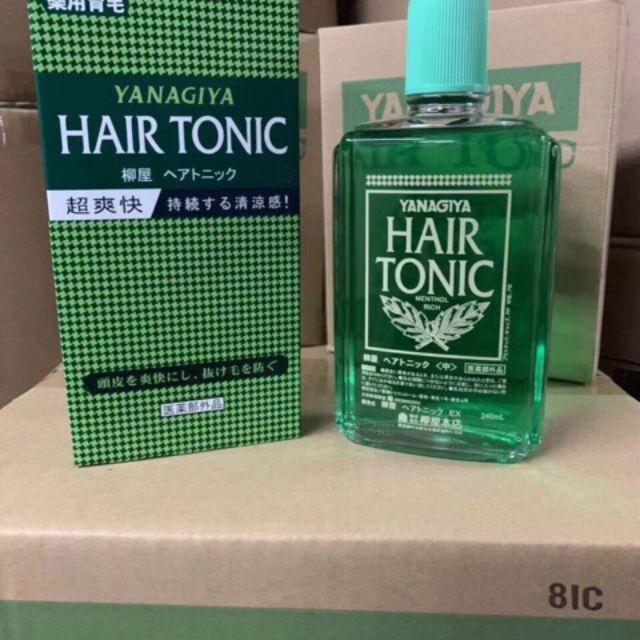Sản phẩm chống rụng tóc Yanagiya Nhật Bản