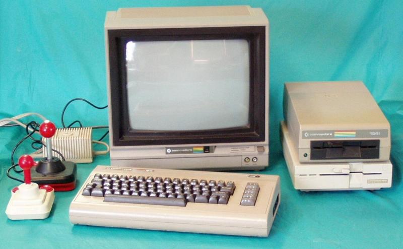 Máy tính Commodore 64