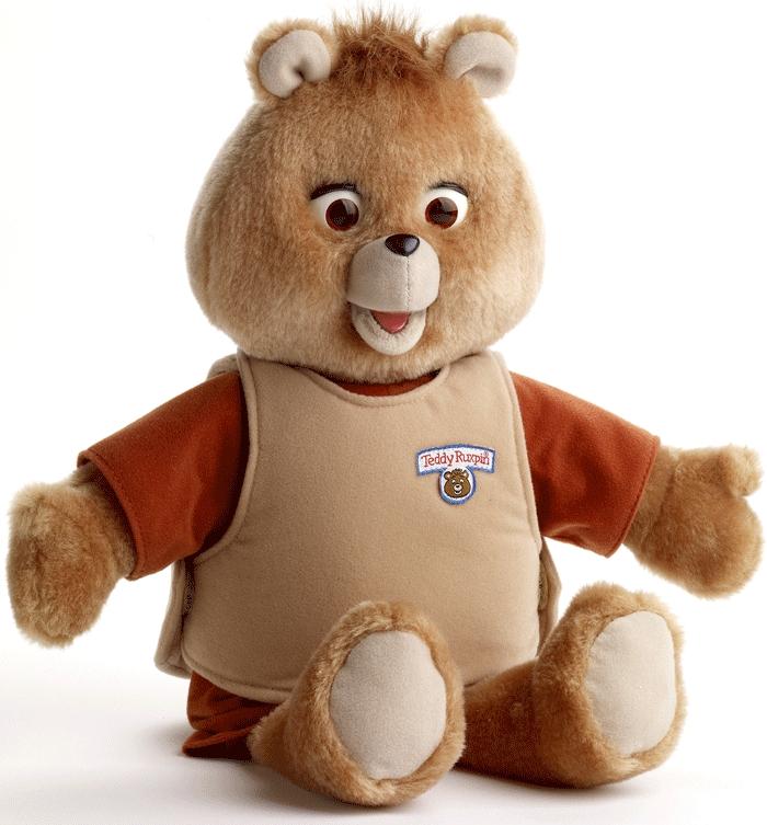 Gấu Teddy Ruxpin