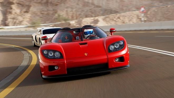 Nằm ở vị trí thứ 3 phải kể đến những sản phẩm của Koenigsegg