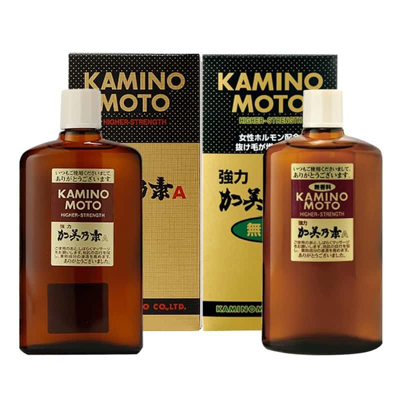 Sản phẩm mọc tóc Kaminomoto Higher Strength