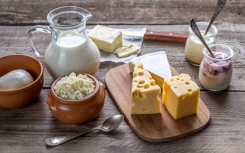 Sản phẩm từ sữa ít béo
