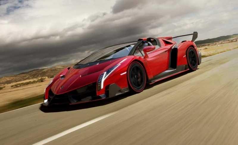 Lamborghini Veneno: 4.5 triệu USD