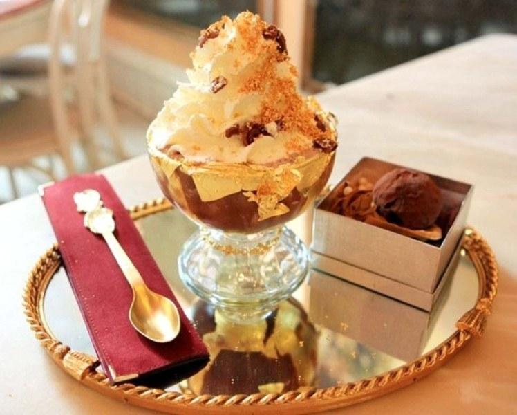 Frozen Haute Chocolate: 25,000 USD