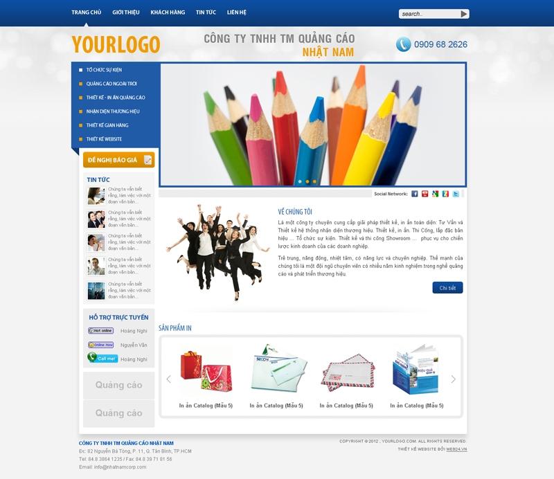 Quảng cáo qua web