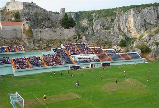 Sân vận động Gospin Dolac, Croatia