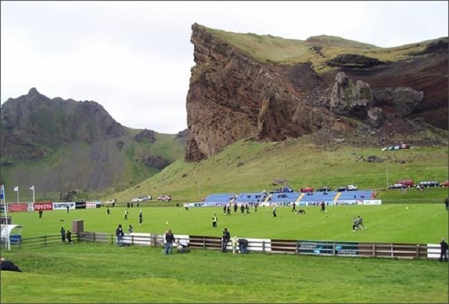 Sân vận động Hasteinsvollur, Iceland