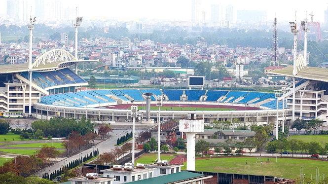 Sân vận động Mĩ Đình