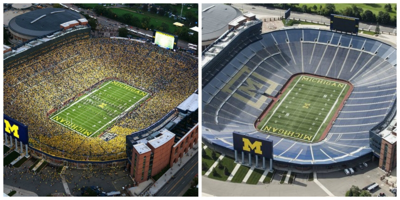 Sân vận động Michigan