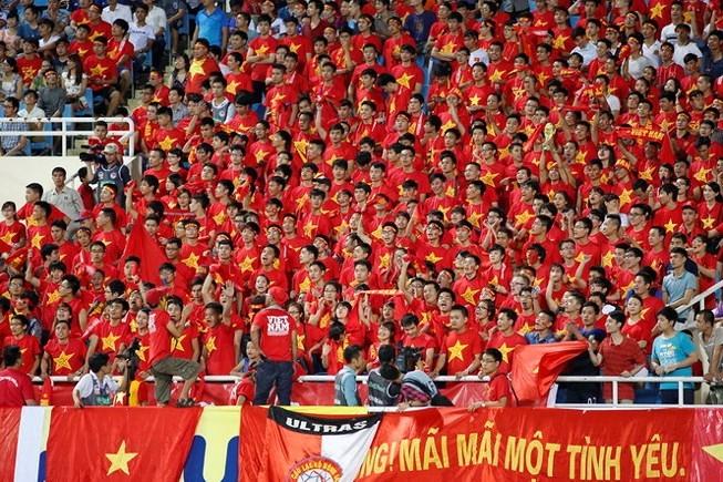 Sân vận động Mỹ Đình miễn phí vé vào để CĐV cổ vũ u23 Việt Nam