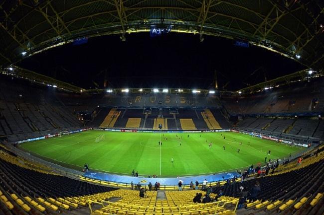 Sân vận động Signal Iduna Park được coi là sân vận động số 1 nước Đức.