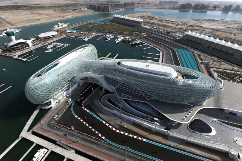 Sân vận động Yas Marina Circuit
