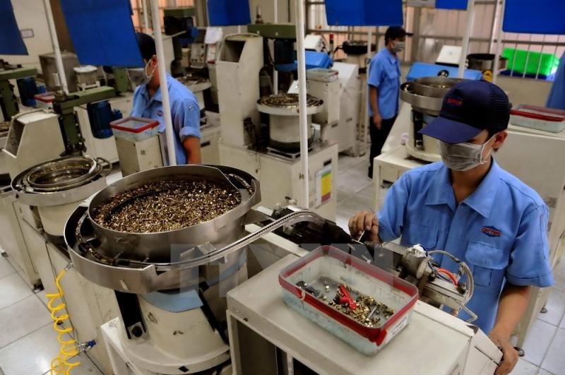 Sản xuất kim loại