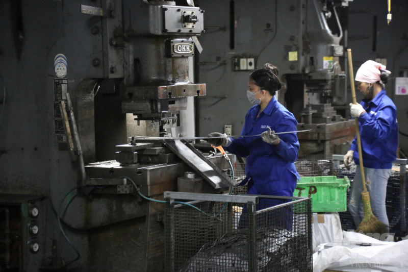 Sản xuất kim loại có nguy cơ tai nạn cao