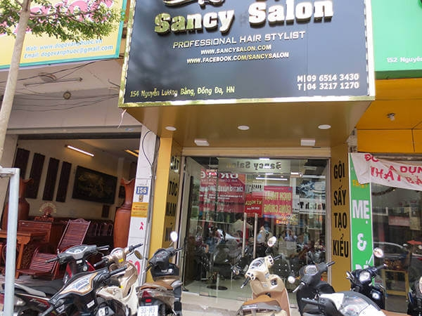 Sancy Salon