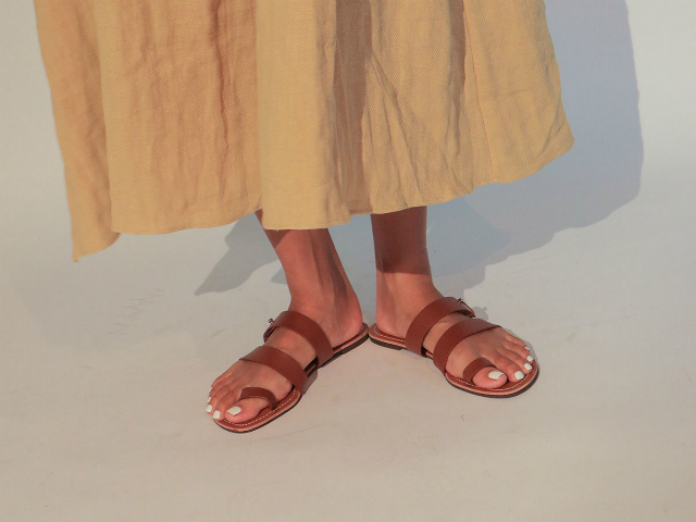 Sandal toe ring