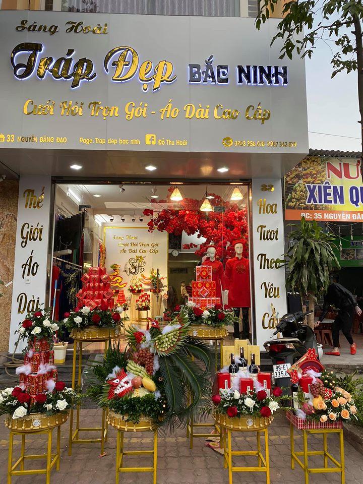 Sáng Hoài - Tráp Cưới Đẹp Bắc Ninh