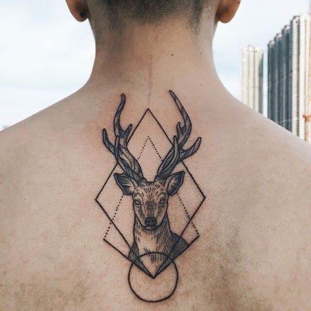 Hình ảnh khách hàng tại Sang Nguyễn Tattoo