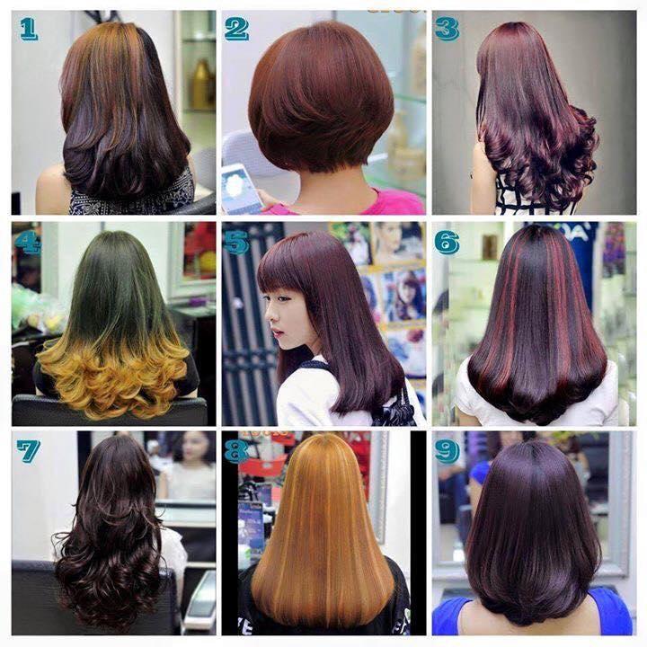Sáng Tạo Hair Stylist - salon làm tóc đẹp nhất tại TP Vinh, Nghệ An