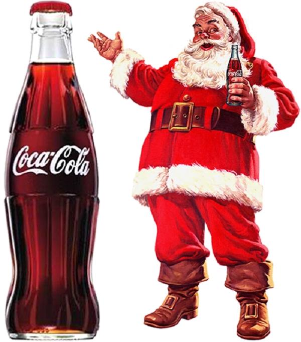 Ông già Noen xuất hiện lần đầu tiên trong một đoạn quảng cáo giáng sinh của Coca-Cola