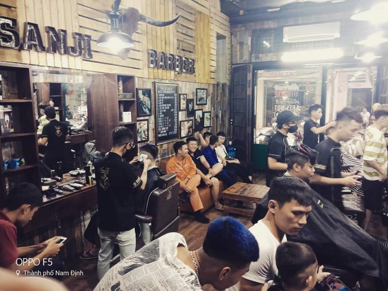 Top 8 Tiệm cắt tóc nam đẹp và chất lượng nhất Nam Định
