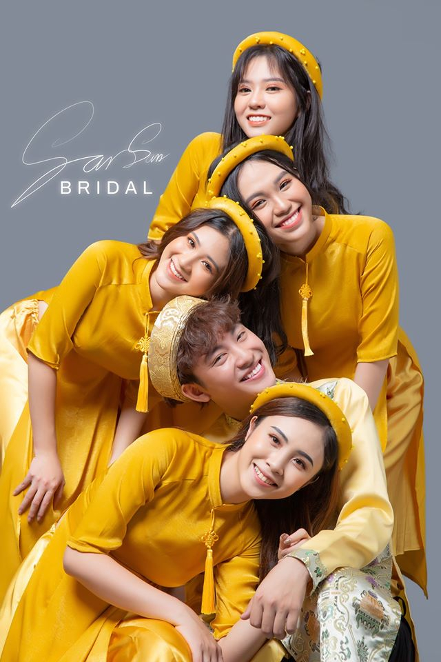 SanSan Bridal
