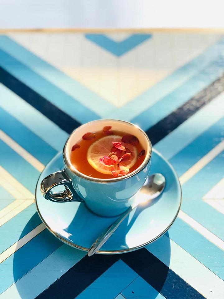 Santorini Coffee