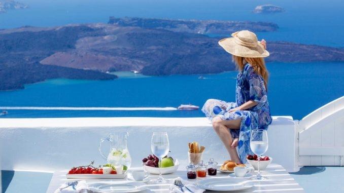Santorini Hy Lạp
