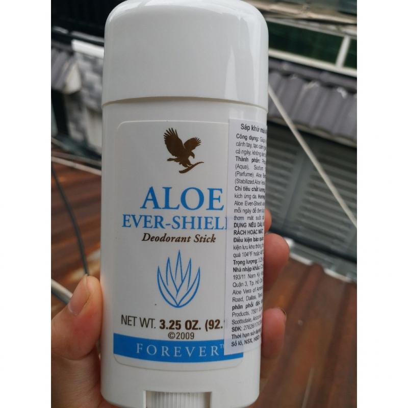 Lăn khử mùi lô hội Aloe Ever-Shield®