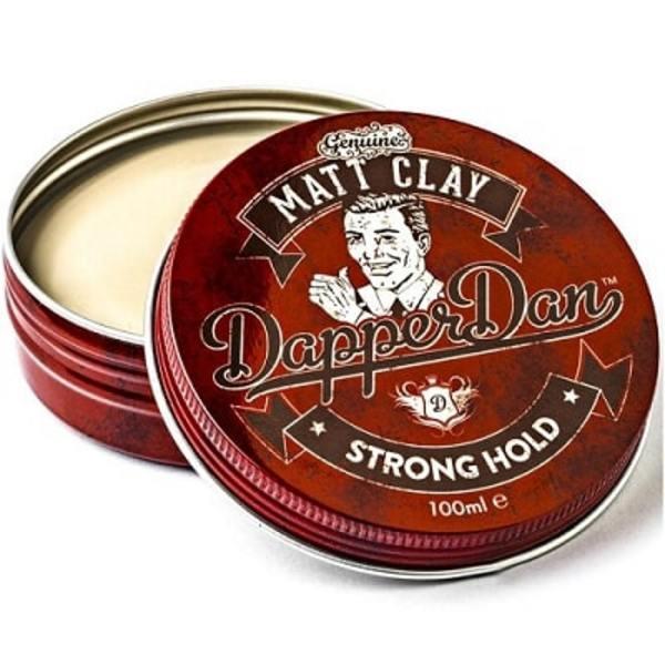 Sáp vuốt tóc Dapper Dan Matte Clay(3,4 Oz): 480.000 đ