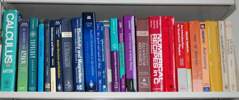 Sắp xếp các môn học một cách phù hợp