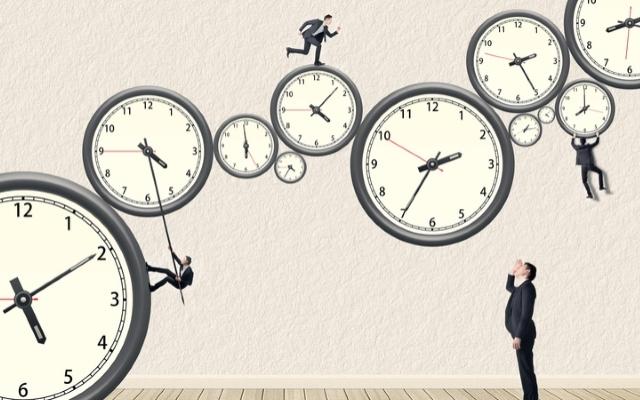 Sắp xếp thời gian hợp lý